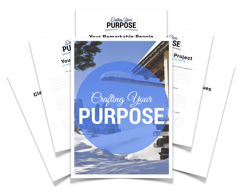 Crafting Your Purpose Booklet Small